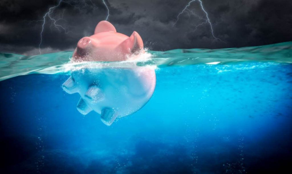 What is a sinking fund?