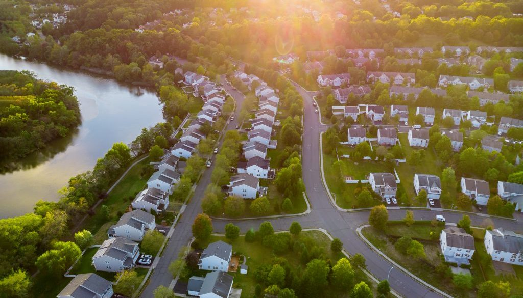 Investment-worthy suburb features