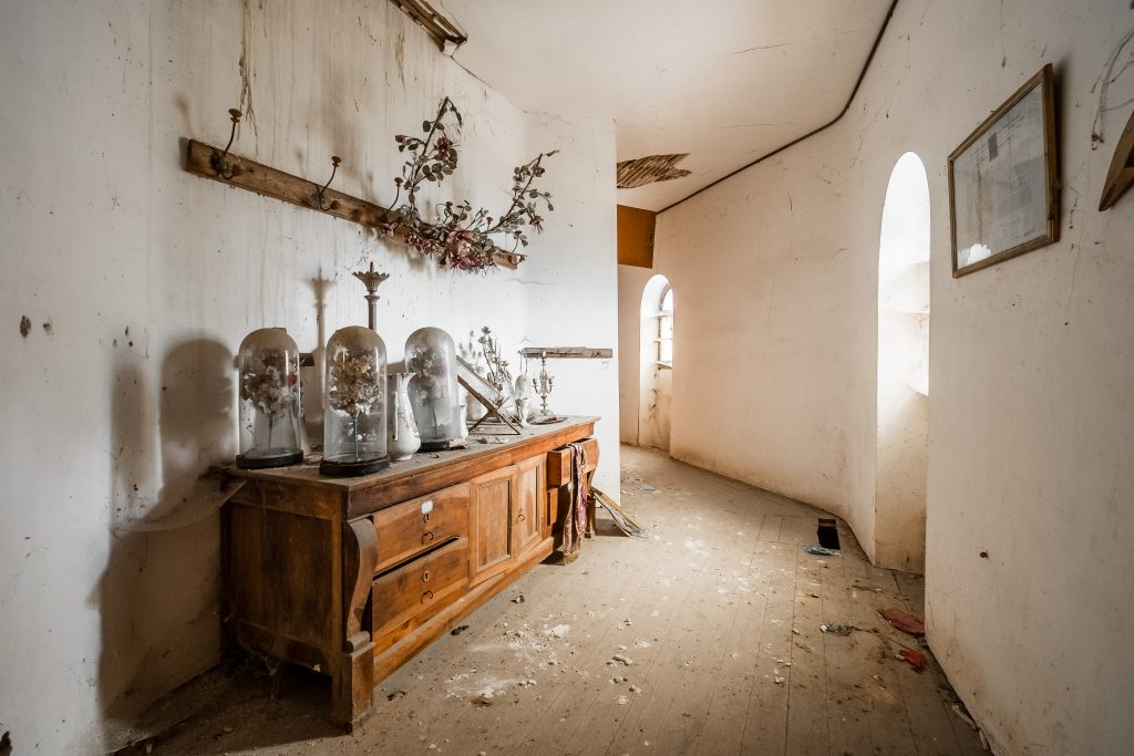 Is it worth buying a derelict property?