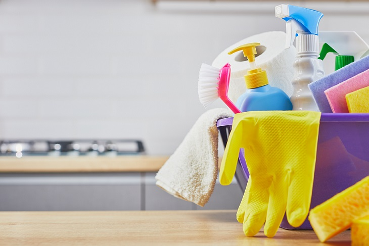 The big clean: what to do and when