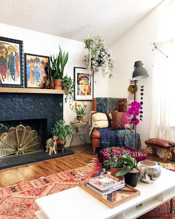 how to use your fireplace in spring