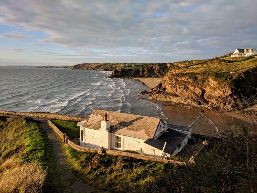 Shielding seaside homes from spoilage