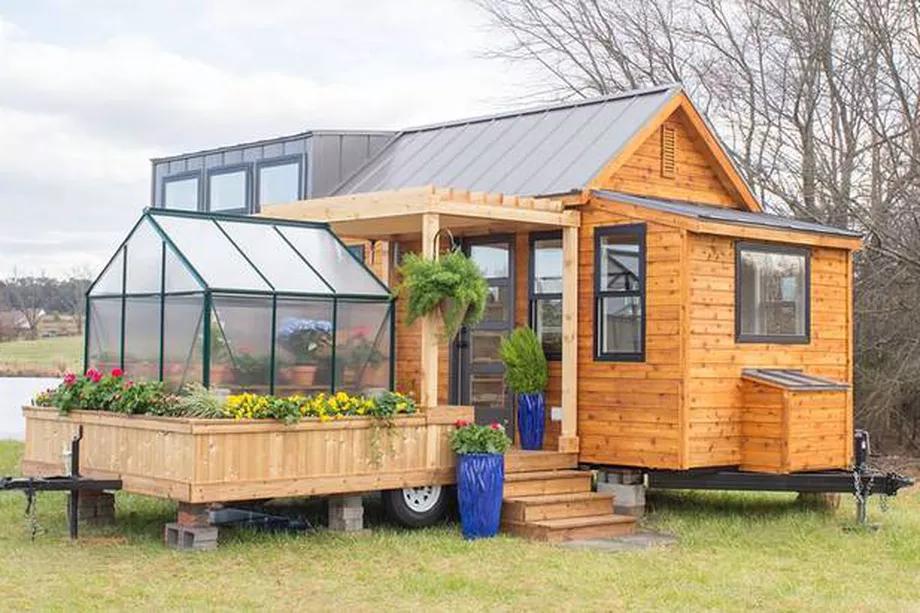 Tiny houses: neat, sweet and petite