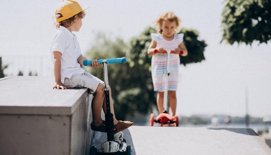 What makes a kid-friendly suburb?