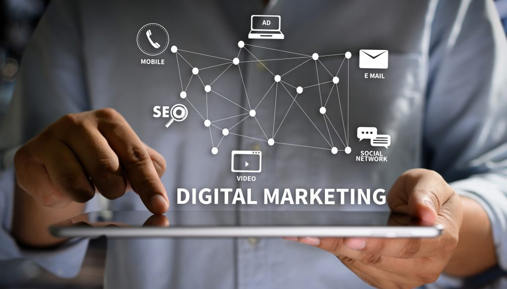 DIGITAL MARKETING new startup project Online  Search Engine Opti